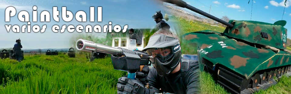 Paintball en Madrid